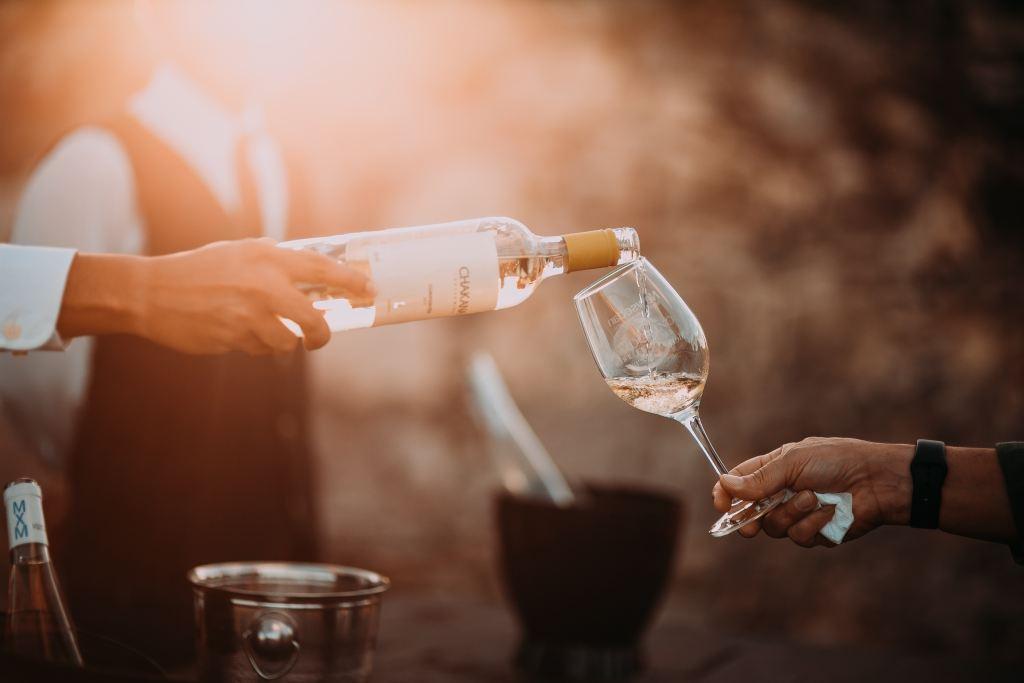 Oeravond wijnproeverij